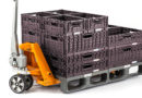 Aldi Süd switches to recyclable plastic pallets