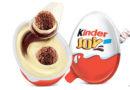 Ferrero mit neuer Verpackungsstrategie bei Kinder Joy