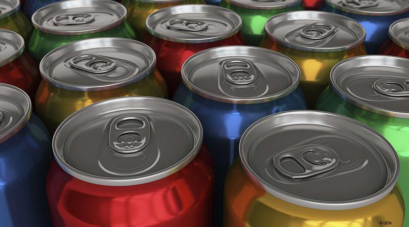 Getränkedosen sind beliebt, gelten aber als schlecht verwertbar