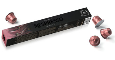 Nespresso bringt Kaffe Kapseln aus Alu