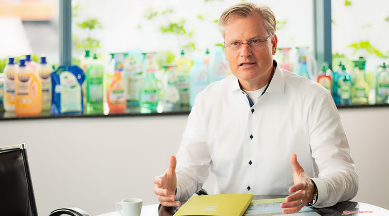 Werner & Mertz boss Reinhard Schneider calls for environmental standards not to be set back