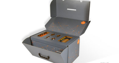 ifm und Karl Knauer mit innovativer Verpackung für High-Tech-Produkte