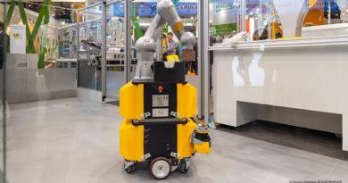 Cobots sind unverzichtbare Helfer im Verpackungsmarkt