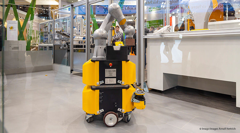 Cobots are indispensable helpers in the packaging market