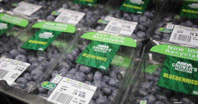 Asda offers recyclable skins for berries