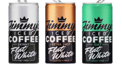 Ball Corporation und die Marke Jimmy's Iced Coffee weiten Zusammenarbeit aus