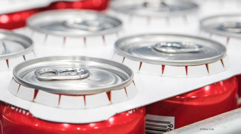 Coca-Cola brings recyclable beverage can