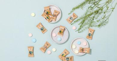 Ecotabs help to avoid plastic