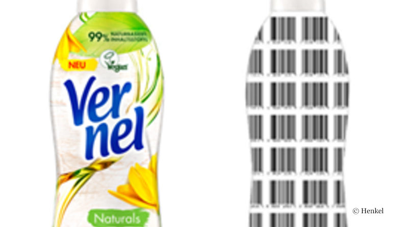 Henkel uses digital watermarks