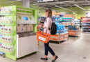 Migros tests filling stations for detergents and rinsing agents.