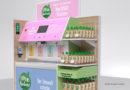 Nachfüllstation von Love-Nature-Produkten