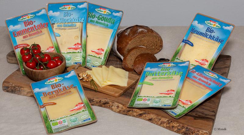 Nachhaltige Verpackung bei SalzburgMilch und Spar