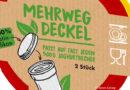Neue Mehrwegdeckel von Penny für Joghurts von Eigenmarken