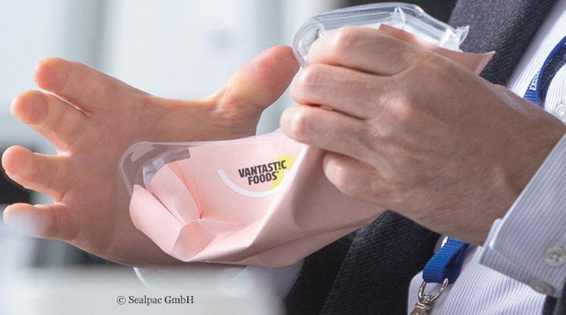 Nachhaltige Verpackung von Sealpac für Ponnath