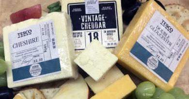 Recycelte Kunststoffverpackungen für Käse