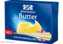 New butter packaging
