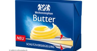 Neue Butterverpackung