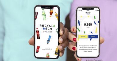App für das Recycling