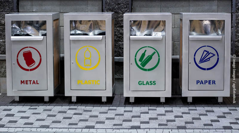Recycling ist gefragt