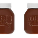 Nutella im Mehrwegglas