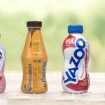 rPET-Flaschen bei FrieslandCampina