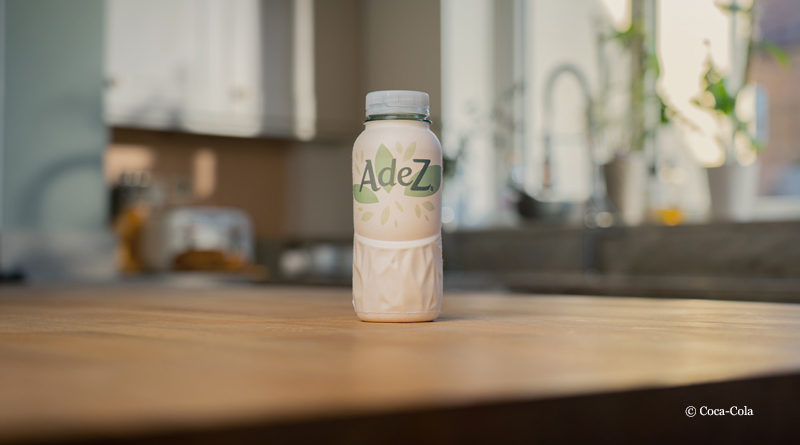 AdeZ in paper bottle