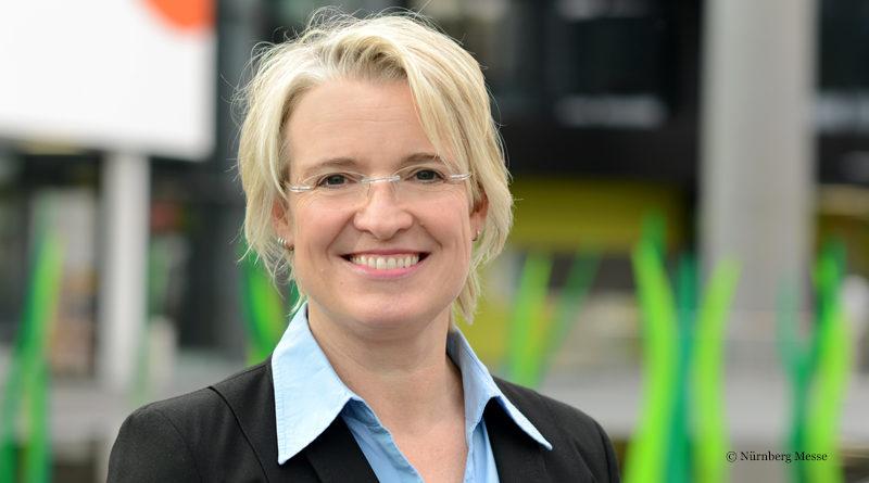 Heike Slotta, Executive Director bei der NürnbergMesse