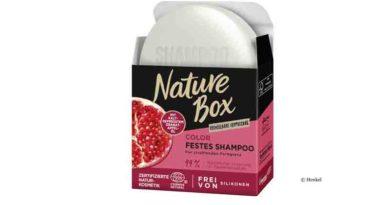 Nature Box Solid Shampoo