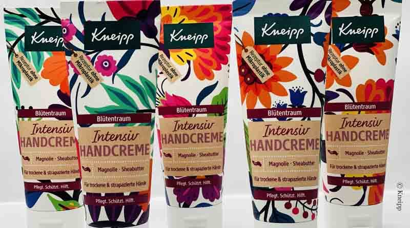 Kneipp paper tubes