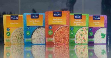 Reis-Beutel aus Monomaterial