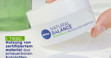 nachhaltige Verpackung bei Nivea