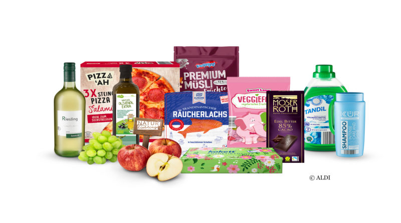 Aldi Nord and Aldi Süd have merged their private labels