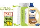 Einsatz von Rezyklaten in Verpackung von Emsal