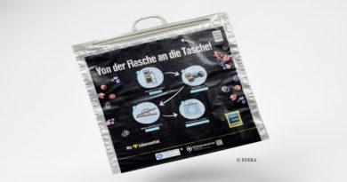 Tiefkühltasche von Edeka hat Verpackungspreis gewonnen