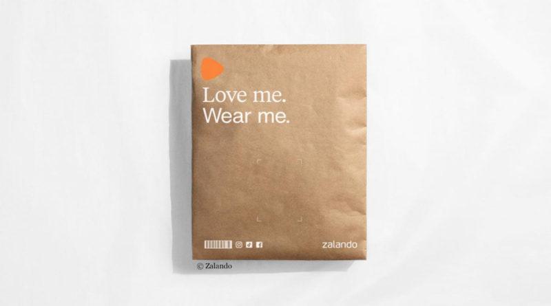 Zalando packaging