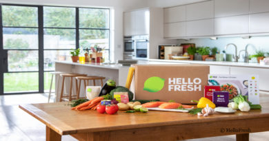 Cooking box shipper Hellofresh is betting on growth