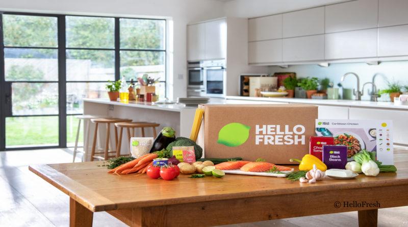 Kochboxen Hellofresh