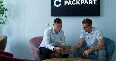 Baumann und Baumann gründen Start-up PackPart
