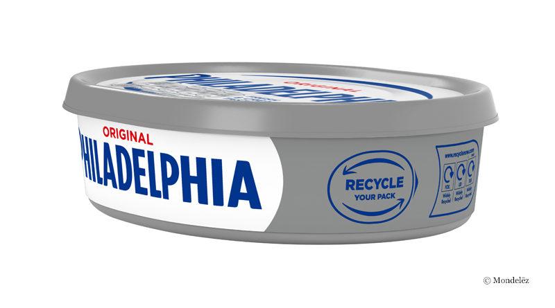 Recycelbare Verpackungen von Mondelēz