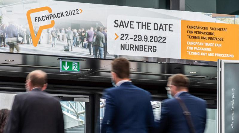 Messeabschluss der FACHPACK 2021
