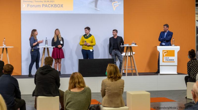 Forum PACKBOX - Packaging Future und Sustainability auf der FACHPACK