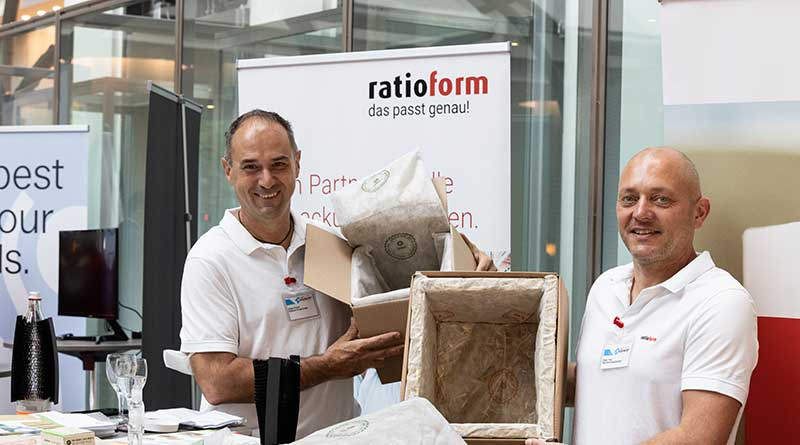 FACHPACK 2021 Ratioform