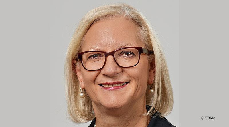Vera Fritsche, Referentin für Verpackungsmaschinen beim VDMA